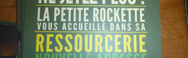 Photo prospectus de la Petite Rockette