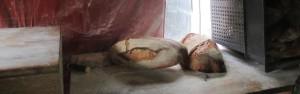 Du pain de chez Paul.